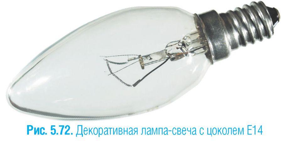 лампа-свеча