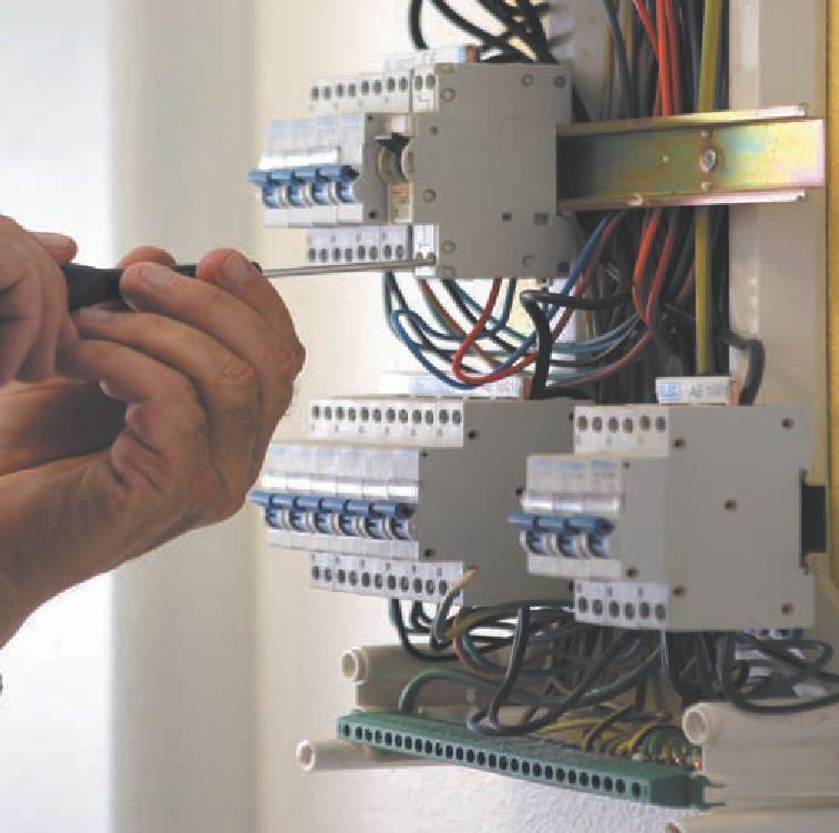 Установка электрических автоматов своими руками
